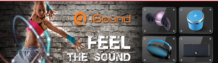 iSound Feel the Sound