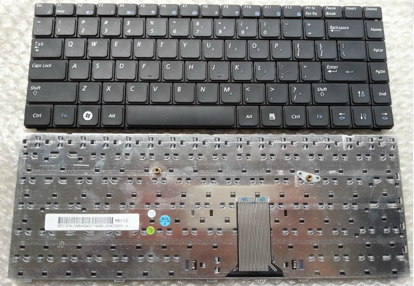 Keyboard SAMSUNG R428 R463 RV408 RV410 R467 R428 R429 R439 R440 R464 R430 US Keyboard