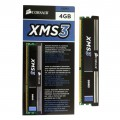 RAM CORSAIR DDR3 4GB BUS 1600 - CMX4GX3M1A1600C11