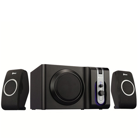 LOA BLUETOOTH ISOUND SP2112/2.1 (USB, SD CARD, FM, BLOETOOTH)