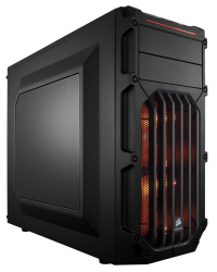 Vỏ case Corsair Carbide Series® SPEC-03 Gaming Case - Orange & White Led