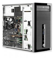 PC HP ProDesk 400 G2 Microtower - i3 4150/2GB/500GB/ DVDRW/Dos