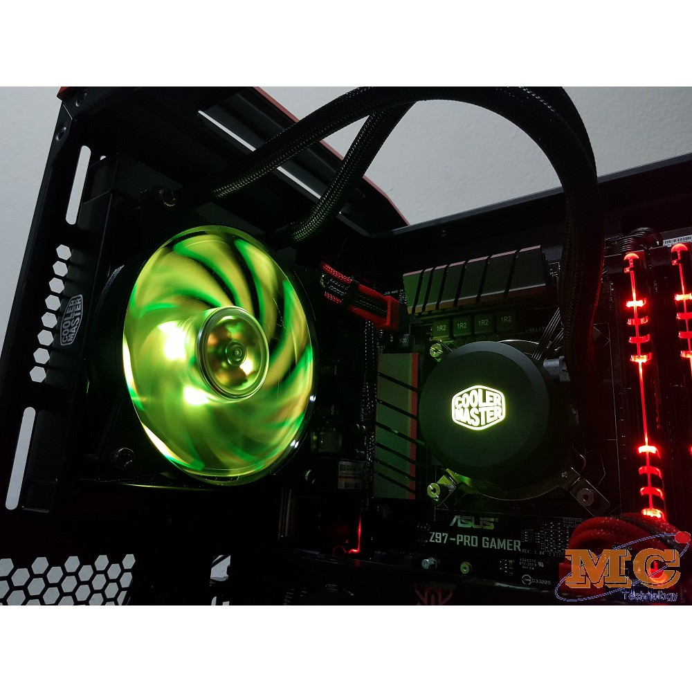 FAN CPU Cooler Master MASTERLIQUID ML120L RGB