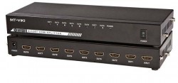 Box chia HDMI Switch 1 ra 8 Full HD 1080 đen