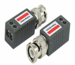 Rắc Video Balun cho Camera
