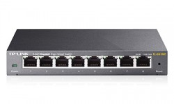 Bộ chia mạng 8-Port Gigabit Easy Smart Switch TL-SG108E