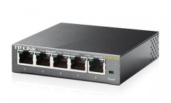Bộ chia mạng 5-Port Gigabit Easy Smart Switch TL-SG105E
