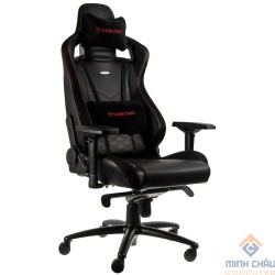 Ghế Gamer Noblechairs EPIC Series Black/Pink (Ultimate Chair Germany)