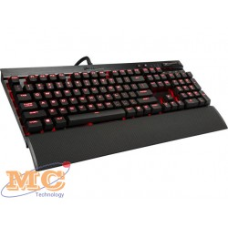 Bàn phím cơ Corsair K70 LUX Mechanical Cherry MK.2 MX Red (CH-9109010-NA)