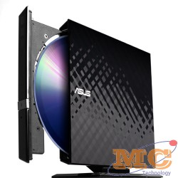 Box DVD Rewrite Slim Asus SDRW-08D2S-U Ext USB