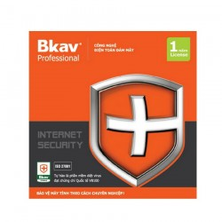 Phần mềm Bkav Pro Internet Security 1 user