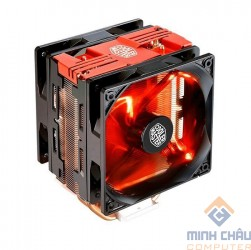 FAN CPU Cooler Master HYPER 212 LED TURBO RED