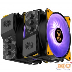 FAN CPU Cooler Master MASTERAIR MA410M TUF Gaming Edition