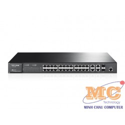 Cổng nối mạng  L2 Managed Switch TP-LINK T2500-28TC(TL-SL5428E)