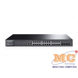 Cổng nối mạng TP-LINK POE Switch T2600G-28MPS(TL-SG3424P)