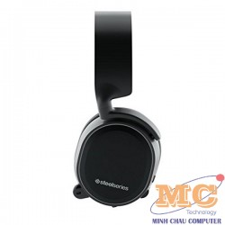 Tai nghe SteelSeries Arctis 3 Edition Black (61503)