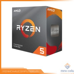 CPU AMD Ryzen 5 2600X 3.4 GHz (3.9 GHz with boost) / 19MB / 6 cores 12 threads / socket AM4