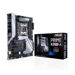 MAINBOARD ASUS PRIME X299-A (Chipset Intel X299/ Socket LGA2066/ None VGA)