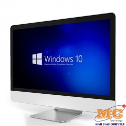 Bộ PC để bàn All in ONE (AIO) MCC8181 Home Office Computer CPU i3 8100/Ram8G/SSD120G/22inch/KM