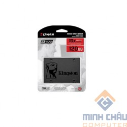 "Ổ cứng SSD Kingston A400 120GB 2.5"" SATA 3"