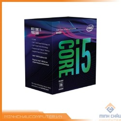 CPU Intel Core i5 9400F (Up to 4.1Ghz/ 9Mb cache/ Coffee Lake)