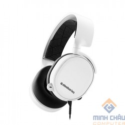 Tai nghe SteelSeries Arctis 3 Edition White (61506)