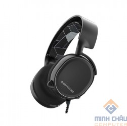 Tai nghe SteelSeries Arctis 3 2019 Edition Black Bluetooth (61509)
