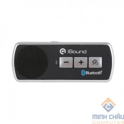 LOA ISOUND HANDS FREE CAR KIT SM10/2.0 (PIN, x2 BLUETOOTH)