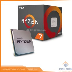CPU AMD Ryzen 7 3800X, with Wraith Prism cooler/ 3.9 GHz (4.5GHz Max Boost) / 36MB Cache / 8 cores / 16 threads / 105W / Socket AM4