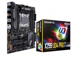 Mainboard Gigabyte X299 UD4 Pro (Chipset Intel X299/ Socket LGA2066/ None VGA)
