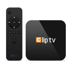 Android TV Box Clip TV - 4K-X
