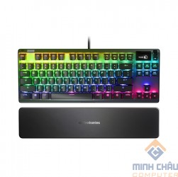 Bàn phím cơ SteelSeries Apex 7 TKL (Red Switch) - 64646