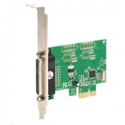 Card PCI Express sang LPT