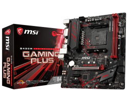 Mainboard MSI B450M GAMING PLUS Socket AM4