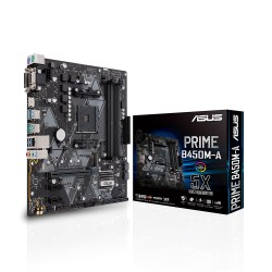 Mainboard Asus PRIME B450M-A (Chipset AMD B450/ Socket AM4/ VGA onboard)