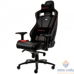 Ghế Gamer Noblechairs EPIC Series Black /Red (Ultimate Chair Germany)