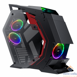 Vỏ case XIGMATEK PERSEUS (EN45198) - PREMIUM GAMING CASE (No Fan)