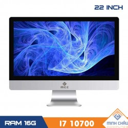 Bộ PC All in ONE (AIO) MCC10762 Home Office Computer CPU i7 10700/ Ram16G/ SSD240G/ Wifi/ Camera/ 22inch
