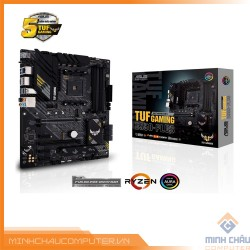 Mainboard ASUS TUF GAMING B550-PLUS (AMD B550, Socket AM4, ATX, 4 khe RAM DRR4)