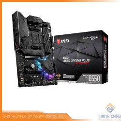 Mainboard MSI MPG B550 GAMING PLUS (AMD B550, Socket AM4, ATX, 4 khe RAM DDR4)